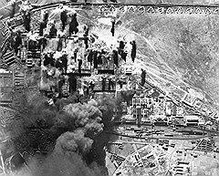 Первый же налет американских бомбардировщиков на Японию показал, что советские могут беспрепятственно поразить любые цели