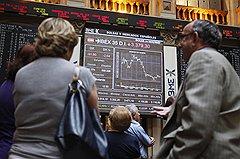С учреждением общеевропейского фонда финансовой помощи главы стран ЕС становятся прямыми конкурентами играющим на бирже рядовым брокерам (на фото)