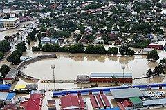 Последствия наводнения в Крымске. 7-10 июля
