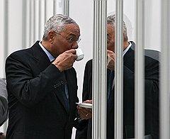 Бывший госсекретарь США Колин Пауэлл. Москва, 2007 год