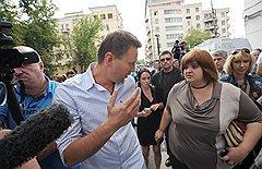 Бывший прокурор Виолетта Волкова, появившись из ниоткуда, превратилась в самого знаменитого адвоката уличных оппозиционеров