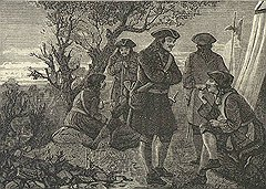 Чтобы командиры не разбежались от недостатка жалования, Петру I приходилось смотреть сквозь пальцы на избыточное употребление солдатского труда для офицерских нужд