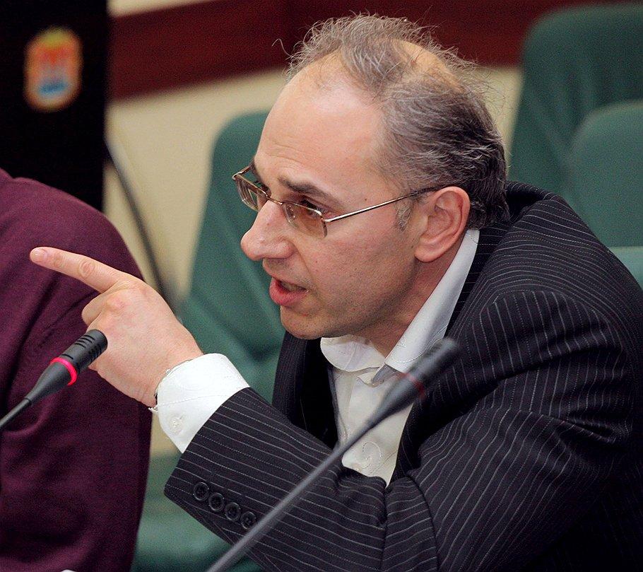Депутат Соломон Гинзбург: пока ничего хорошего от Москвы, кроме бесконечного вранья, мы не видим