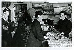 Закрыв глаза на сомнительное прошлое снабженца Юдзона, руководство казахской торговли получило человека, способного обеспечить реальное обеспечение магазинов товарами
