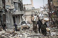 Сирийский народ входит в 2013 год по руинам некогда могущественного арабского государства