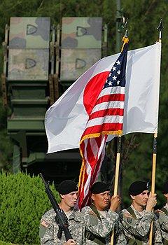 Опыт американо-японского боевого братства предполагается широко внедрять на сопредельных территориях