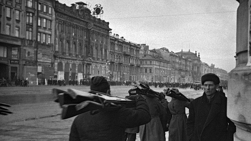 Даже в самые тяжелые дни блокады в НКВД находили время для самых гнусных провокаций