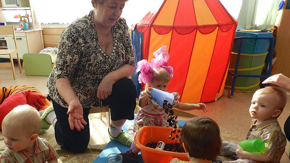 Обстановка в новосибирском доме ребенка N2 максимально приближена к семейной