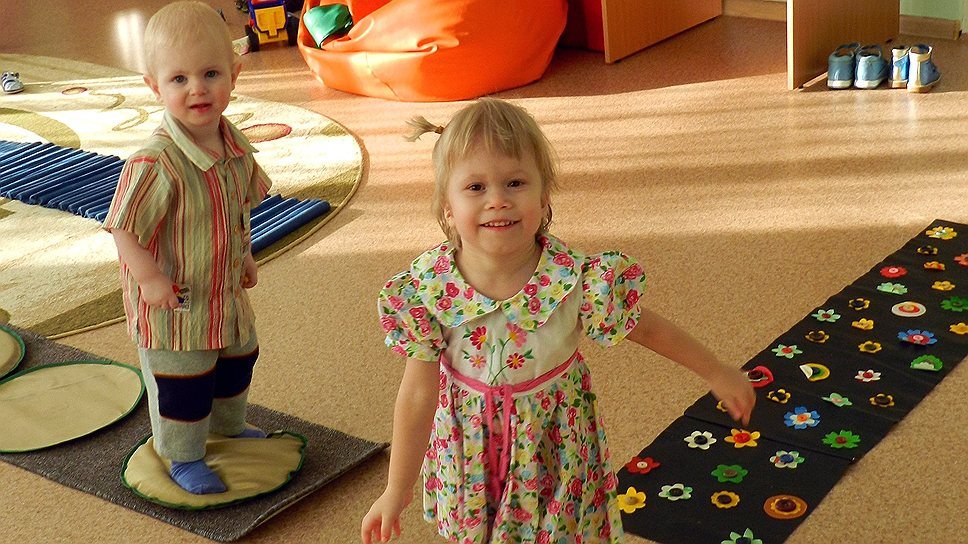 Алина, Новосибирский дом ребенка №2