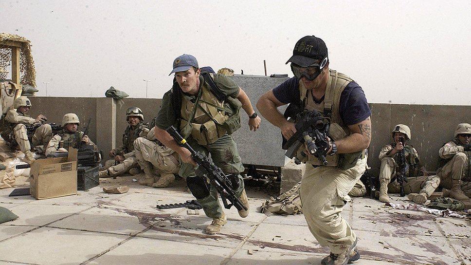 Частные военные компании, подобные Blackwater, в Ираке оказались востребованы даже Пентагоном