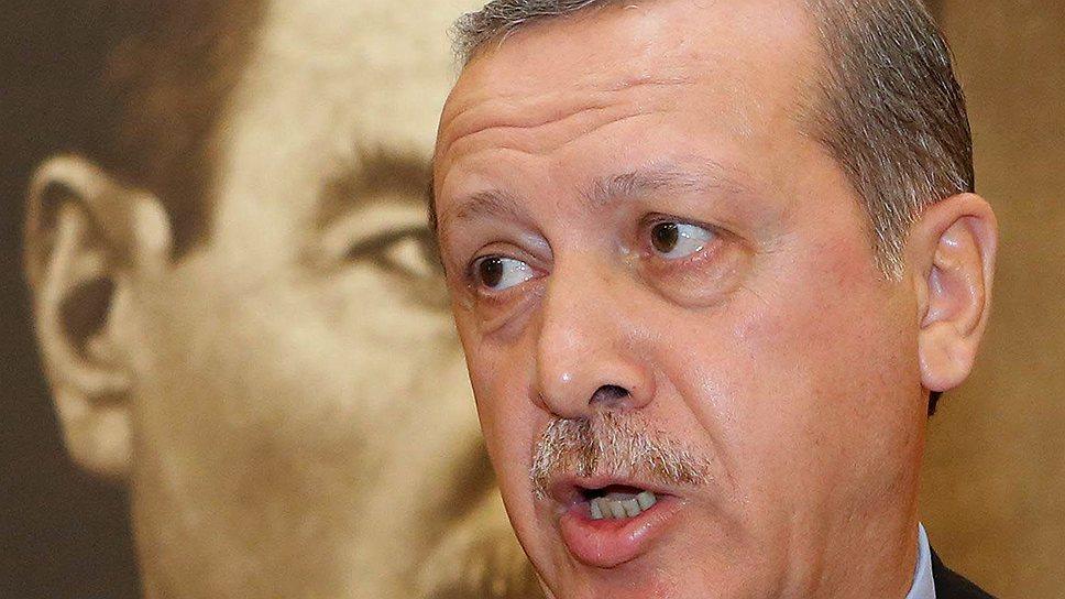 Реджеп Эрдоган для многих смотрится не слишком выигрышно на фоне Кемаля Ататюрка