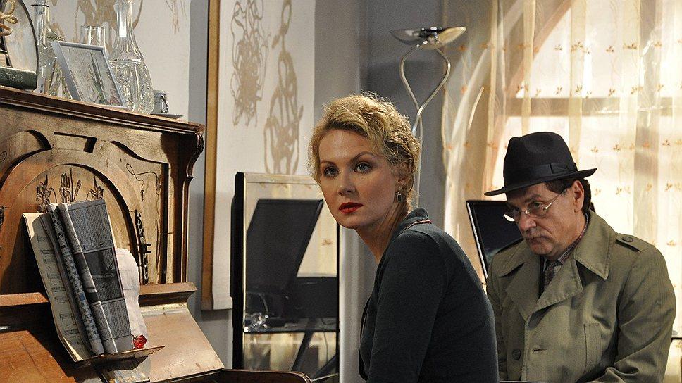 Рената Литвинова и Сергей Маковецкий не в первый раз встречаются на площадке у Киры Муратовой
