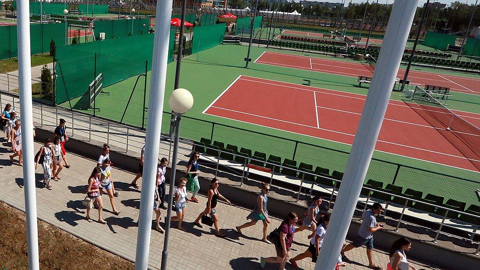 Спортивные объекты, построенные к Универсиаде, вдвое увеличили число казанцев, желающих заниматься спортом