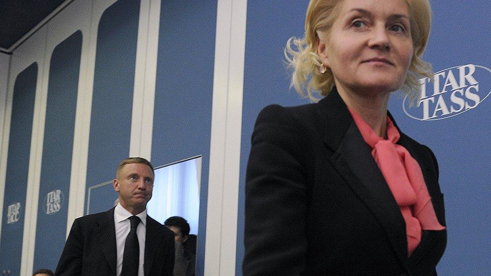 Вице-премьер Ольга Голодец и министр образования Дмитрий Ливанов готовы взять на себя политическую ответственность за реформу РАН