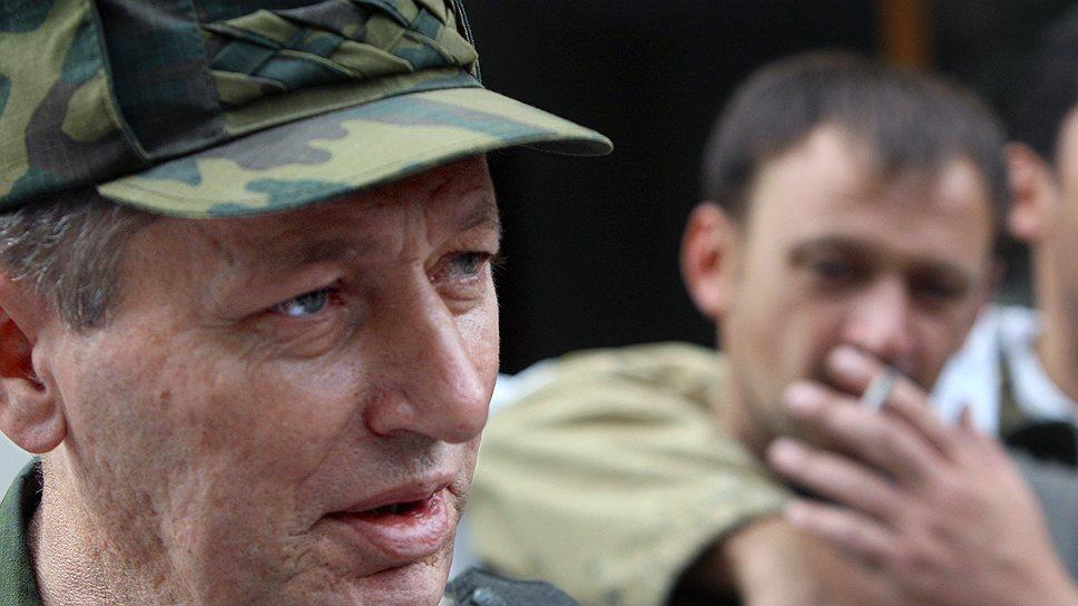 Оставшись после войны в Цхинвале, Анатолий Баранкевич совершил короткий карьерный взлет в правительстве Южной Осетии