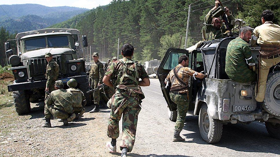 В Южной Осетии до сих пор считают, что пять лет назад Россия, введя свои войска, дала республике шанс на будущее