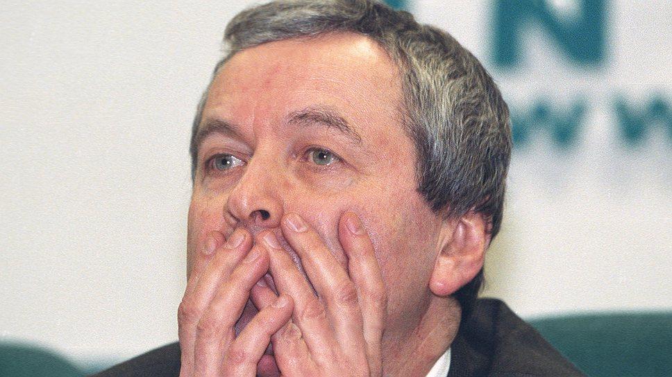Руководитель Экономической экспертной группы Евсей Гурвич