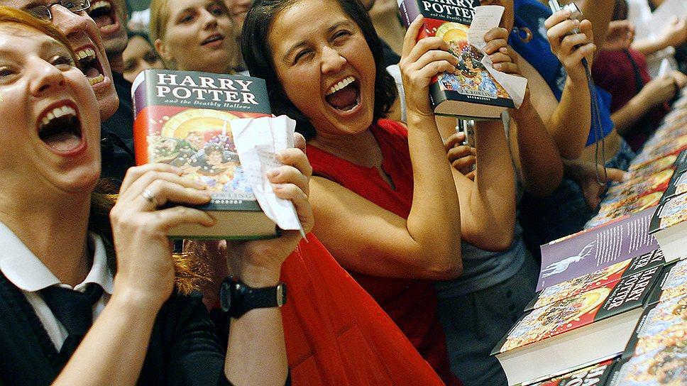 В мире по-прежнему не наблюдается преодоления культа личности Гарри Поттера и его последствий
