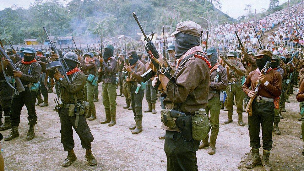 Хотя сапатисты являются одним из многочисленных в Латинской Америке движением за права индейцев, именно они благодаря марксистской философии и стильным балаклавам стали символом мирового антиглобализма