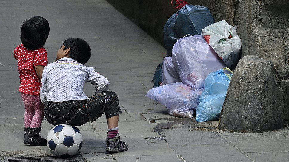 С легкой руки испанских законодателей уличный футбол будет приравнен к демострациям
