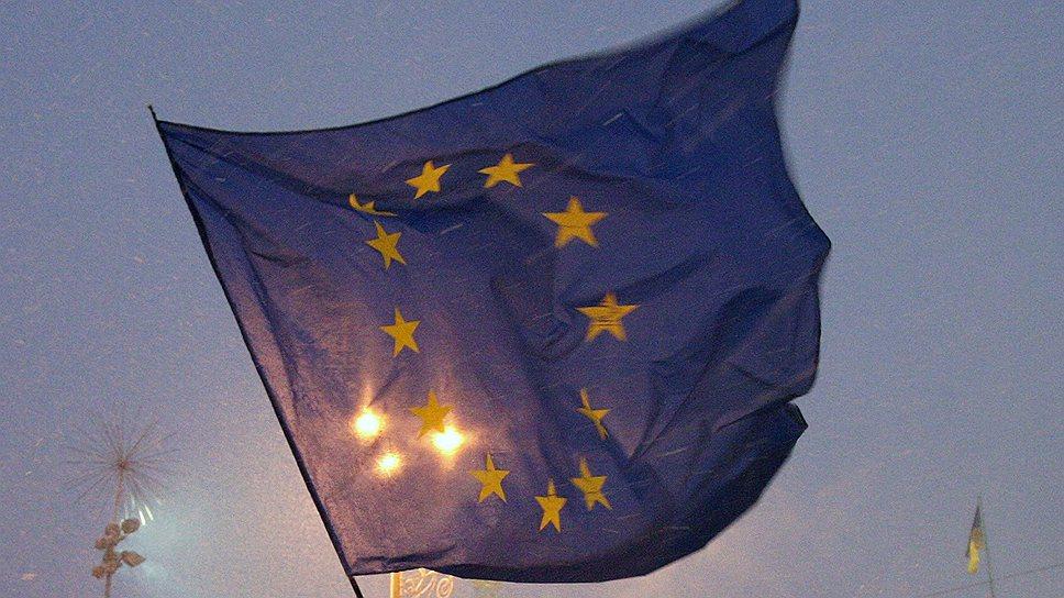 В ноябре-декабре украинцы, расстроенные отказом властей от евроинтеграции, вышли на Майдан