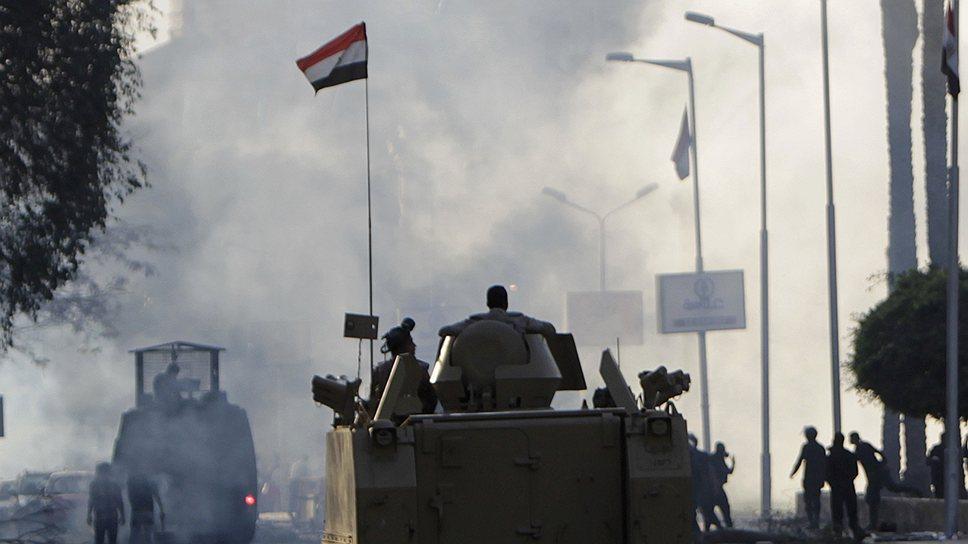 В июле египетская армия отстранила от власти президента Мохаммеда Мурси