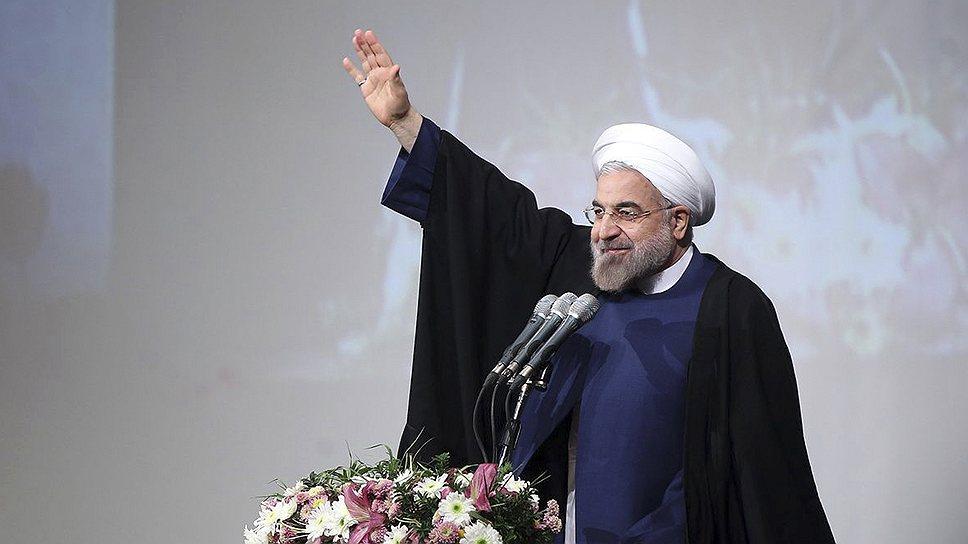 При избранном в июне президенте Хасане Роухани наконец решился вопрос вокруг ядерной программы Ирана