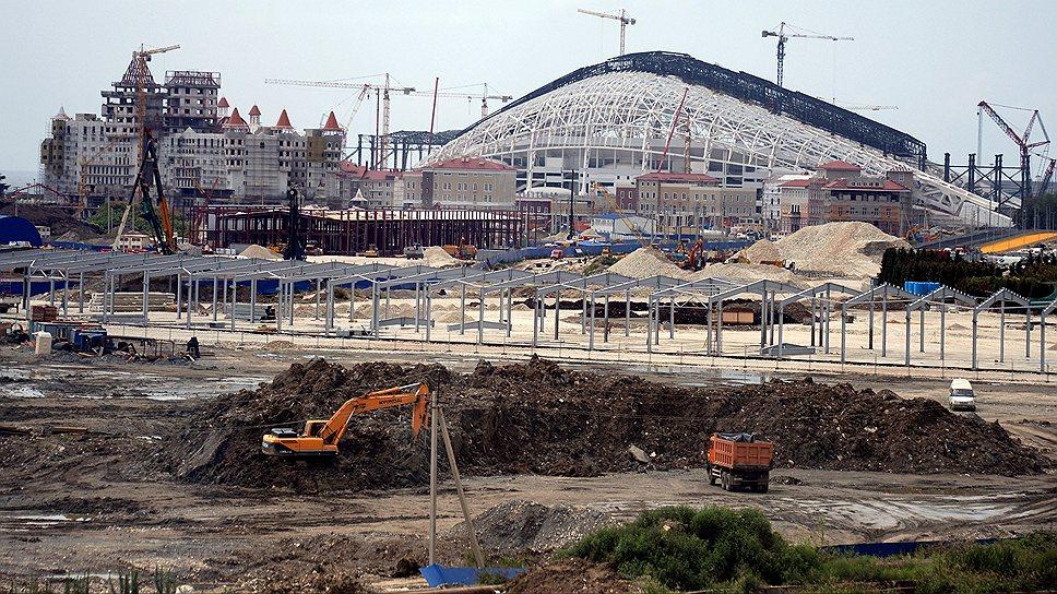 Вице-премьеру Дмитрию Козаку пришлось не только строить объекты к Олимпиаде, но и разбираться с их судьбой после соревнований