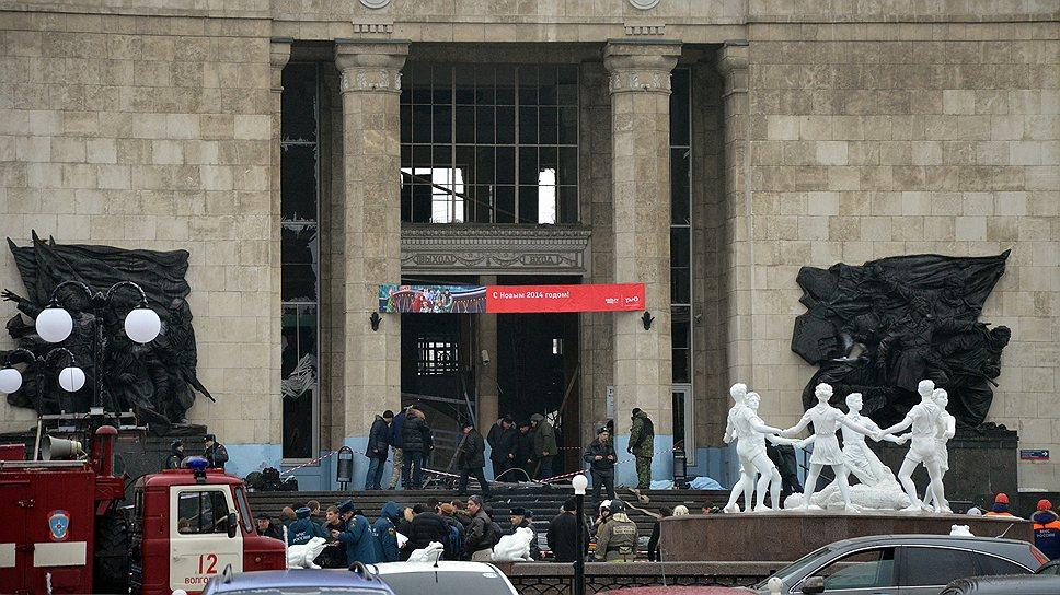После терактов в Волгограде борьба с терроризмом станет одним из главных приоритетов властей в 2014 году
