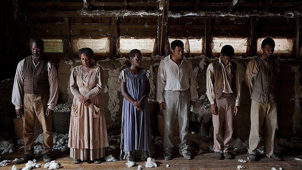 """""""12 лет рабства"""", 2013"""