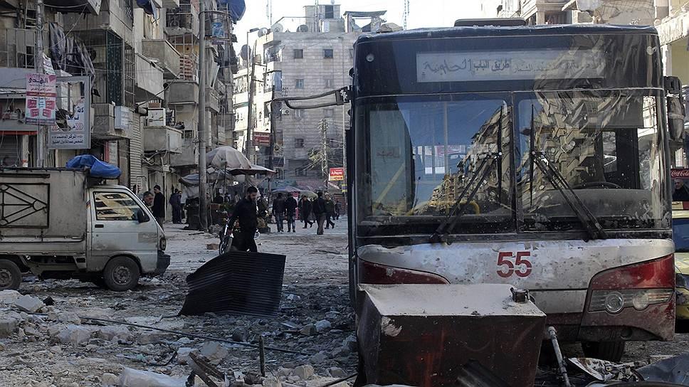Гражданская война в Сирии приобретает все более отчетливую религиозную окраску