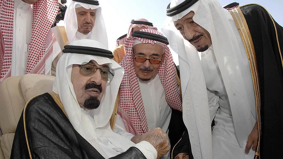 """Одно из главных стремлений Саудовской Аравии (на фото — король Абдалла) — разрушить союз Ирана, Ирака, Сирии и Ливана, что невозможно сделать без помощи """"Аль-Каиды"""""""