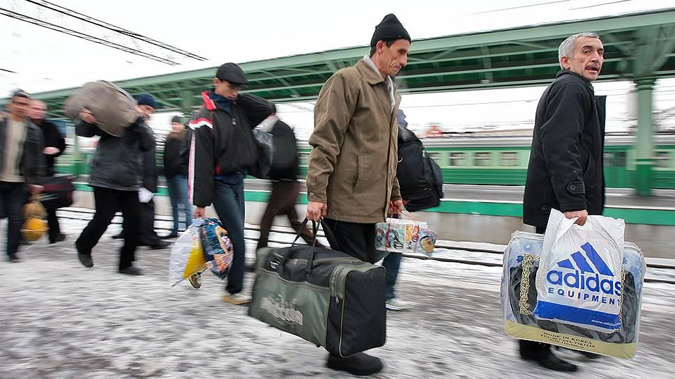 В России утечка мозгов по-прежнему значительно перекрывается притоком рабочих рук