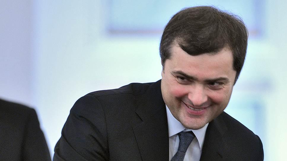 Когда-то главный по российским выборам, Владислав Сурков мирно готовился к плановым украинским выборам 2015 года