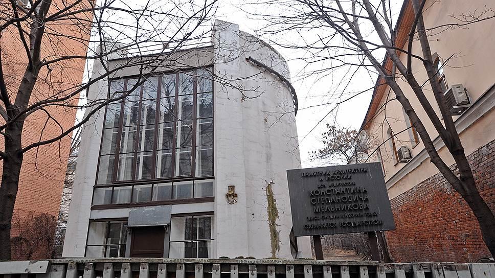 Какими бы ни были планы Сергея Гордеева на Дом Мельникова (на фото),федеральная охрана должна стать для него надежной защитой