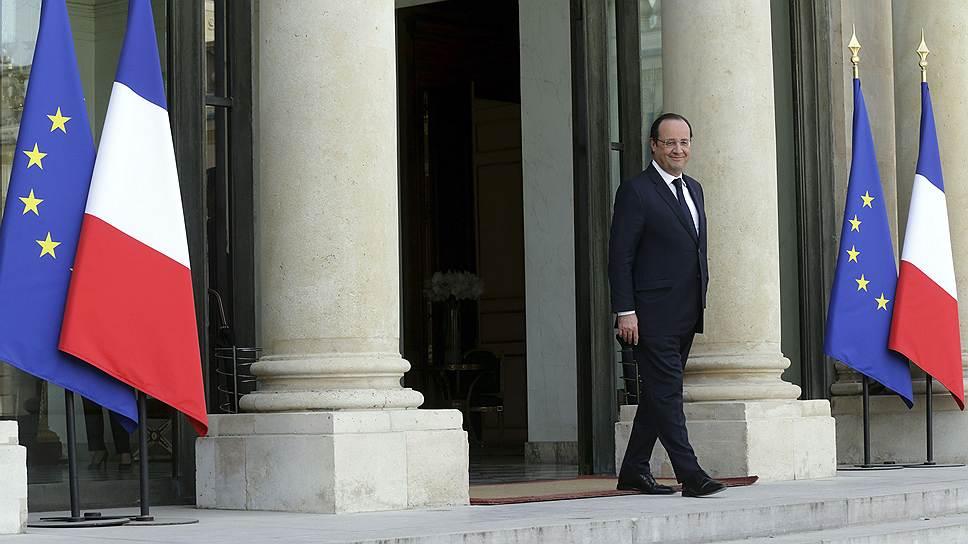 В новый кабинет министров Франции вошли сторонники, соперники и даже бывшая гражданская жена Франсуа Олланда