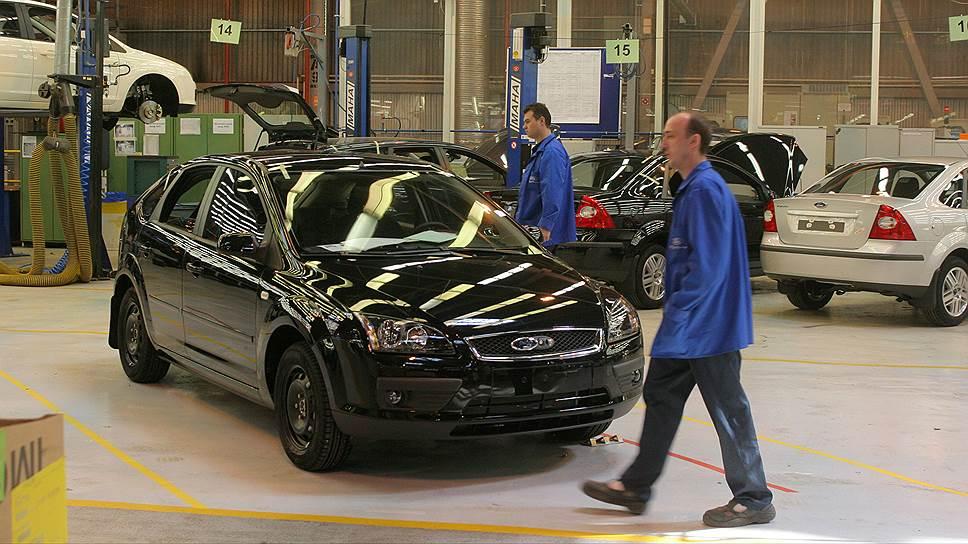 В этом году на всеволожском заводе Ford Sollers уволили треть персонала — около 700 человек