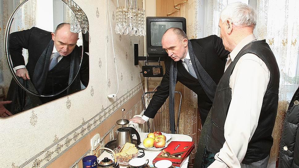 Благодаря работе гендиректором Магнитогорского меткомбината Борис Дубровский занял второе место по доходам
