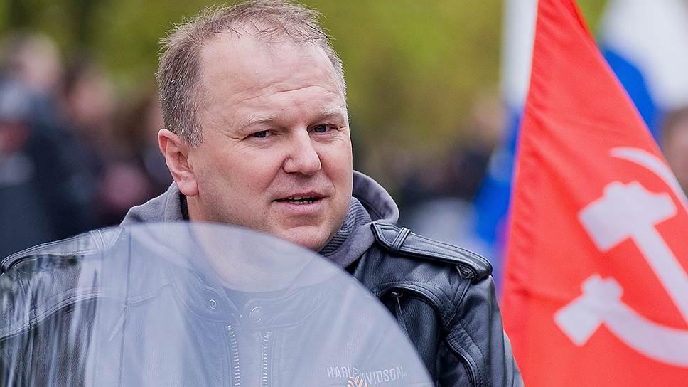 """Николай Цуканов, согласно декларации, в свое удовольствие ездит только на """"Харлее"""""""