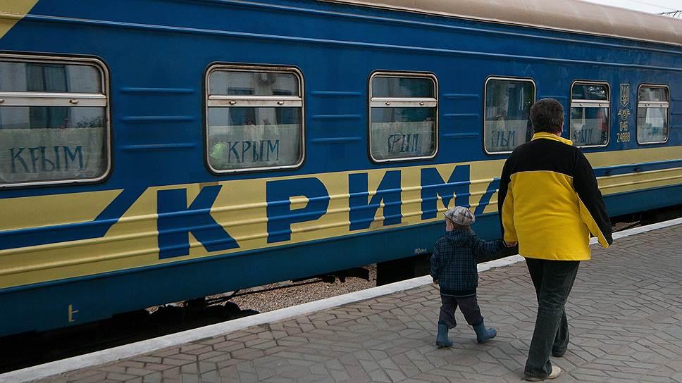 Крымские санатории в ожидании сотрудников российских госкомпаний