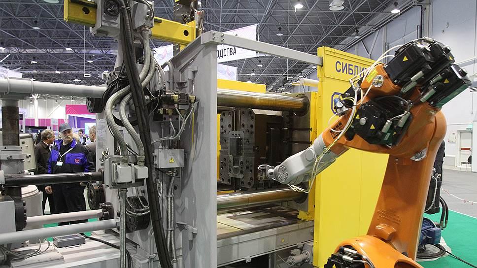 """Достижения робототехники стали одним из ключевых направлений выставки """"Технопрома"""""""