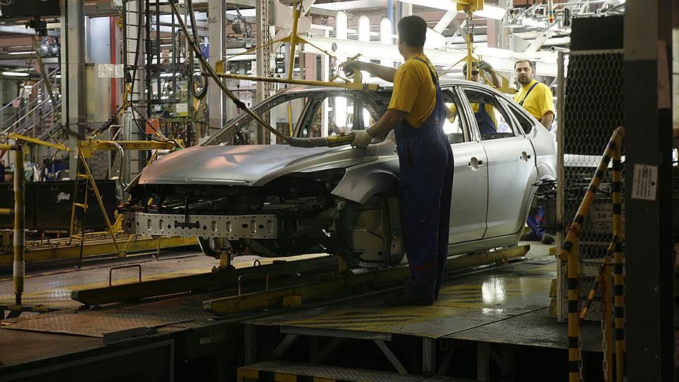 Автомобилестроение — отрасль, которая привлекает в Россию наибольшее количество крупнейших иностранных корпораций