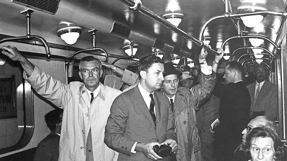 Приехав в СССР, американские бизнесмены разглядели под маской развивающегося социализма бюрократический капитализм