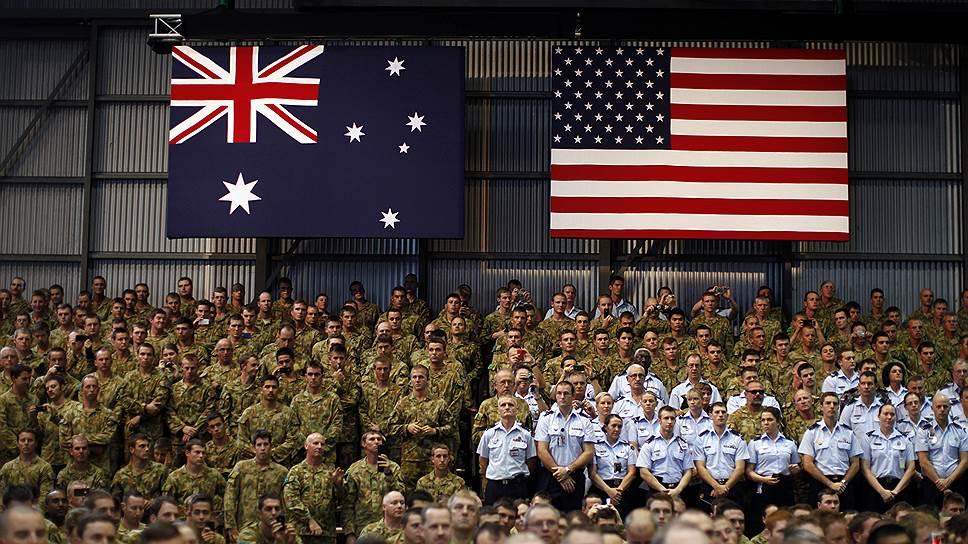 """После запуска политики """"перебалансировки"""" США начали наращивать количество морпехов в Австралии"""