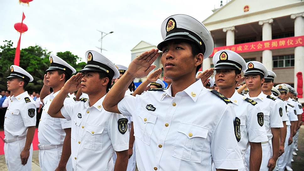 Китайские военные расширяют свое присутствие на Парасельских островах, чтобы укрепить контроль над углеводородами и биоресурсами стоимостью $1 трлн