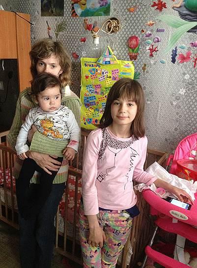 """Семье Оксаны Орловой помогла """"Передышка"""" -- программа помощи кризисным семьям"""
