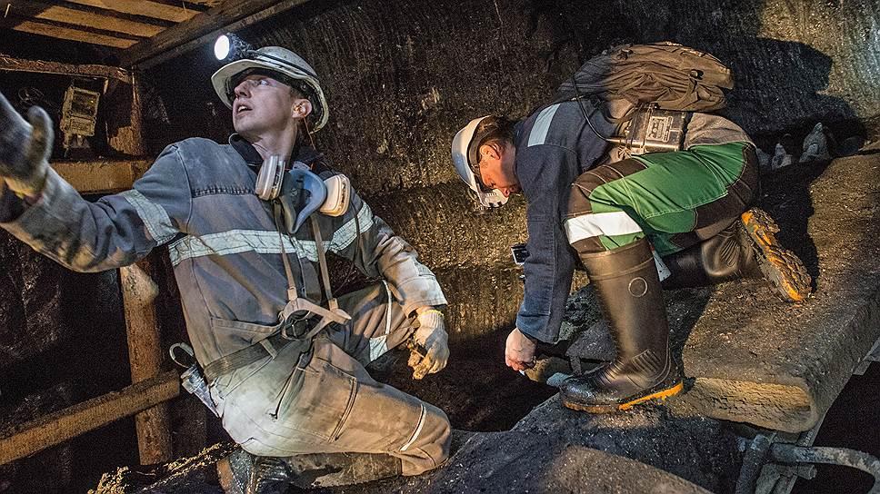 Когда открытая добыча становится невыгодной, за алмазами спускаются под землю