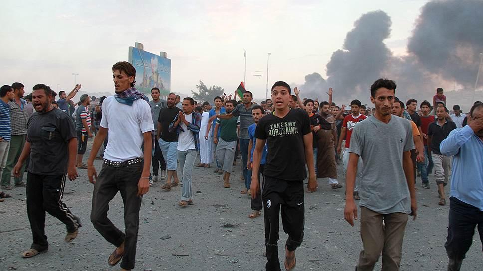 Укрывшись в Тобруке, парламент Ливии все равно оказался на линии фронта