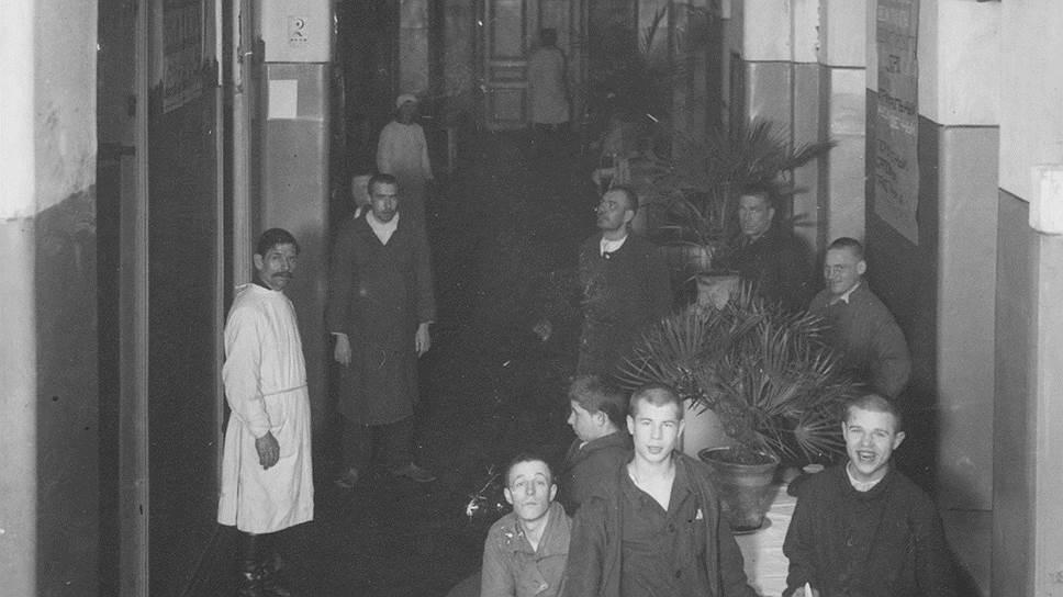 Отдельные несознательные ученые пытались внедрить американские методы оздоровления расы в практику советских психиатрических больниц