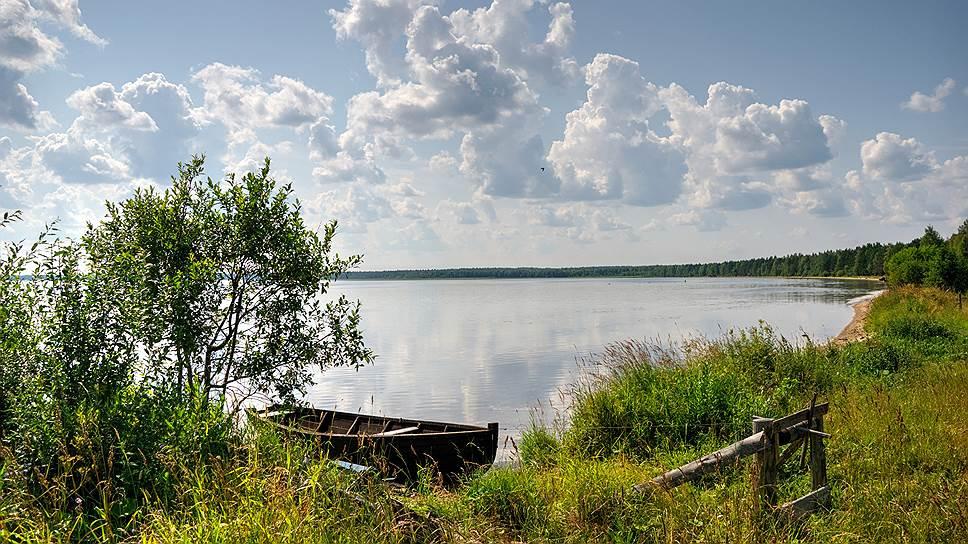 Кенозерский национальный парк (село Морщихинская)